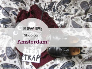 Amsterdam new in