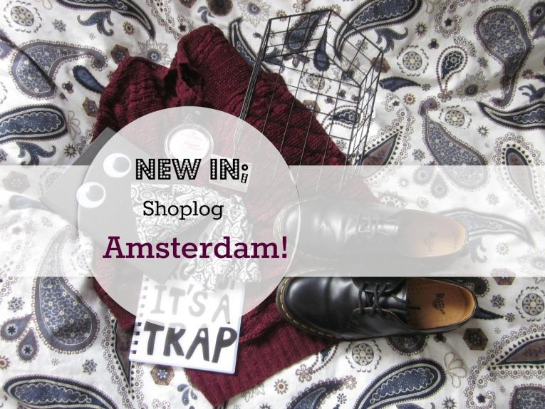 Amsterdam new in