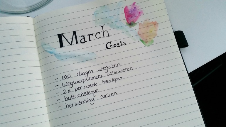 march.goals
